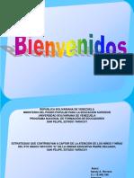 Proyecto Deficit de Atencion en niños