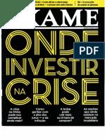 Revista Exame - Capa Investimentos