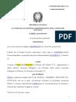 2014 25 LUGLIO SENT 412 14 RIC 613 14 SENT 369 14 RIC 831 14 D'ANGELO GIOVANNI Cl Ed De s.as. di D'ANGELO GIOVANNI PONTILE RICORSO TAR 412 2014 (1)