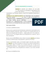 contrato de arrendamiento colombia