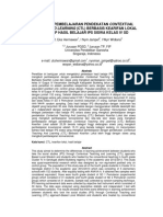 17.Pengaruh pembelajaran CTL berbasis kearifan lokal.pdf