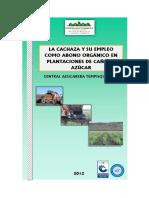 Agricola La Cachaza Empleo Como Abono Organico en Plantaciones de Cana CATSA
