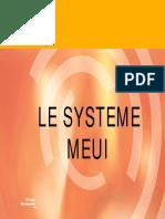 Système MEUI Et Injection Variable
