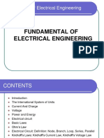01 Fundamental of Electrical Engineering 20170621