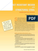Blast Resistant Design With Structural Steel