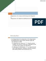 UML - Diagrammes de Composants&Déploiement