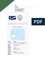 Islas Marshall Politica