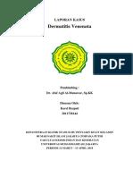 Dermatitis Venenata Fix