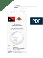 Papúa Nueva Guinea Moneda
