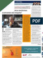 Gregorio Martín - Dirige El Institut de Robòtica de La UPV