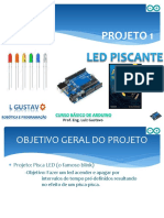 Projeto 1_led Piscante