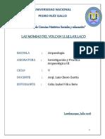 Momias Del Volcan Llullaillaco