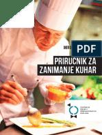Prirucnik Za Zanimanje Kuhar