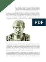 Aristoteles y La Psicologia
