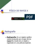 Física de Rayos X