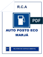 Rca Auto Posto Eco Marajá