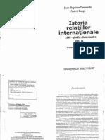 Istoria relațiilor internaționale
