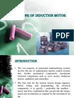 Sizing of Induction Motor