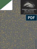 teoria literaria del siglo xx