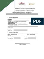 Anexo Fpp h. Formulario de Inscripción de La Práctica