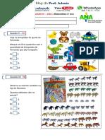 Simulado 01- ANA - Mat (Blog. Do Prof. Adonis)
