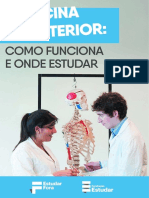 eBook Medicina EstudarFora