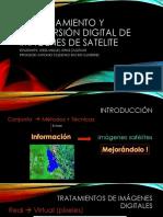 Unidad 9 ppt Procesamiento y Conversión Digital de Imágenes de Satélite
