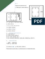Cálculo del diagrama de Interacción de Columna, ejemplo
