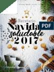 Recetario Navidad 2017