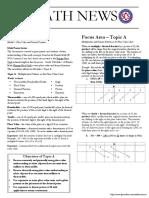 module 1 topic a- grade 5