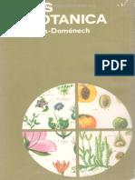 Atlas de Botánica - J. M. Thomas-Doménech - 7ma Edición