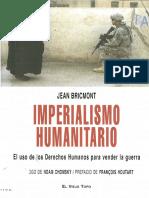 Bricmont - Imperialismo Humanitario