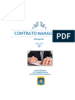 CONTRATO MANAGEMENT