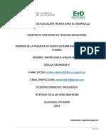 Informe Pasantias Pe Tvcable Aevl