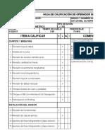 Calificaciones DMC CBO Cuadra
