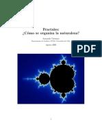Fractales ¿Cómo se organiza la naturaleza - A. Cisternas