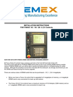 M100734D Fanuc i Series Installation Manual