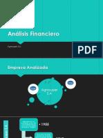Ánalisis Financiero
