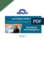 DESARROLLO GM Actividad Practica U3