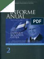 CPEBG - 02 - Informe Anual-Enrique Bolanos Geyer