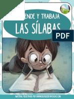 Cuadernillo Silabas Bosque 2