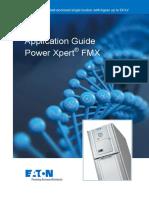 Power Xpert FMX - Application Guide 6054036 02 ENG