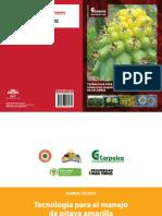 Tecnología para el manejo de pitaya amarilla Selenicereus megalanthus K. Schum. ex Vaupel Moran en Colombia .pdf
