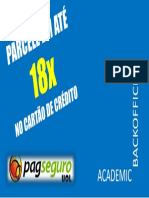 Parcelamento Academic Backoffice