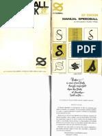 1972 Speedball Lettering Textbook s