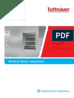 medical waste equipment