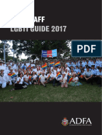 Australian Defence Force Academy LGBTI Guide