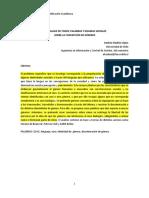Leído, Útil Porque Es en Chile. El Lenguaje de Todxs Palabras y Dogmas Sociales Sobre La Concepción de Géneros