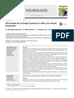 Efectividad de La Terapia Ecuestre en Niños Con Retraso Psicomotor