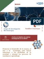 Presentación Grupo Investigación MI Dneuropsy